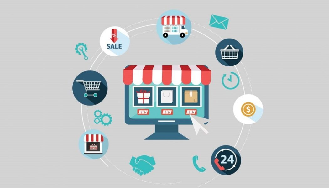 The Growth of E-commerce industry
